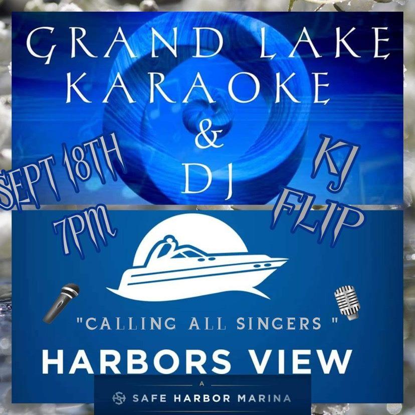 Harbors View Karaoke