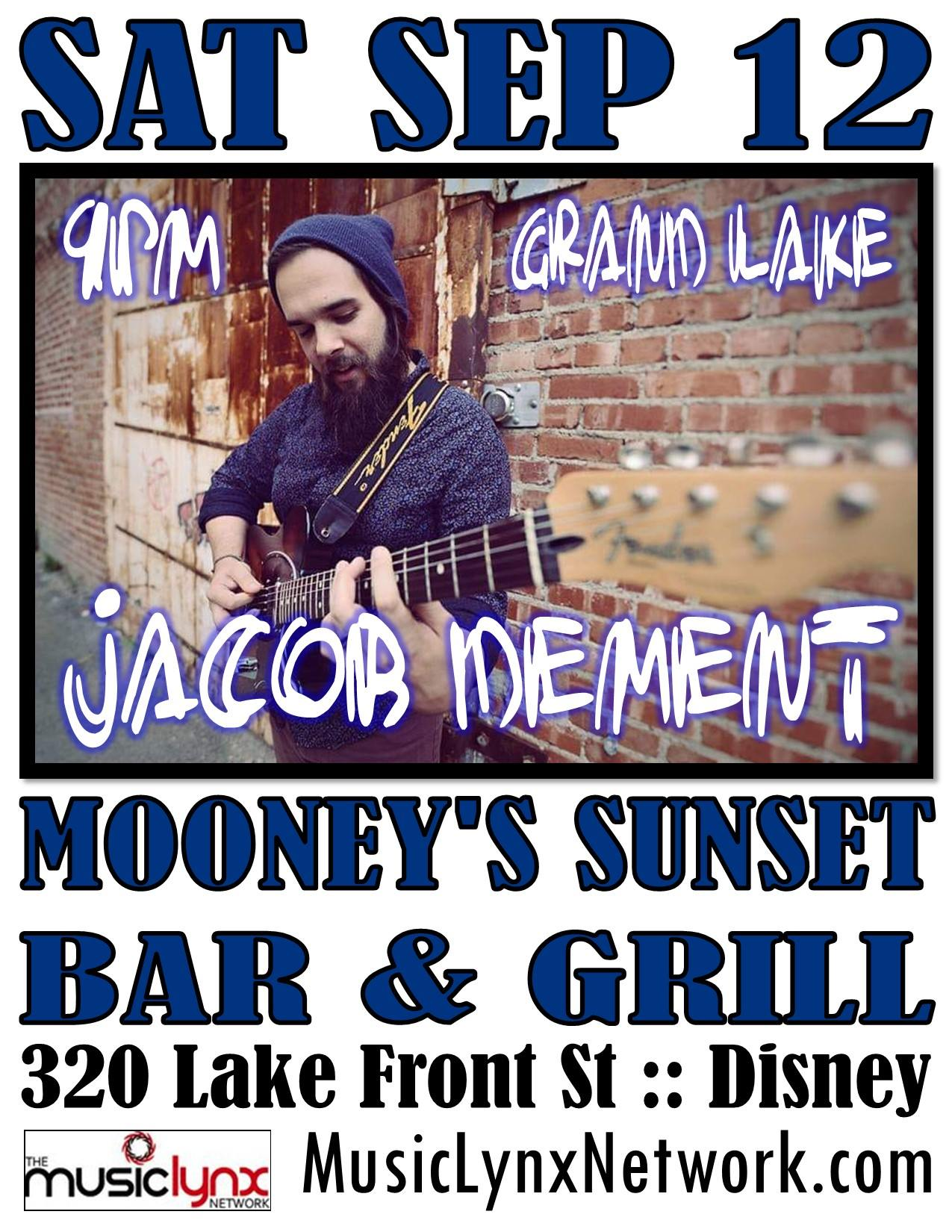 Jacob Dement Mooneys Grand Lake