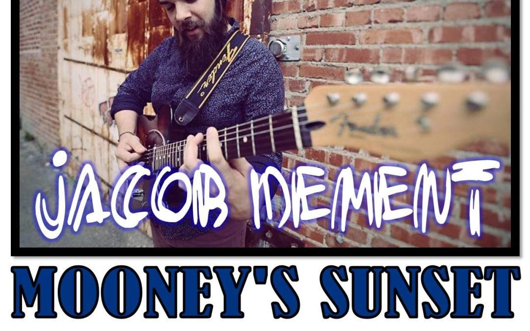 Jacob Dement Live at Mooney's