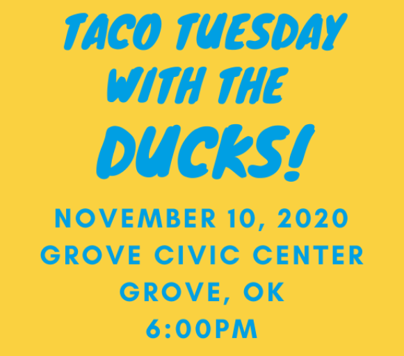 Taco Tuesday With The Ducks