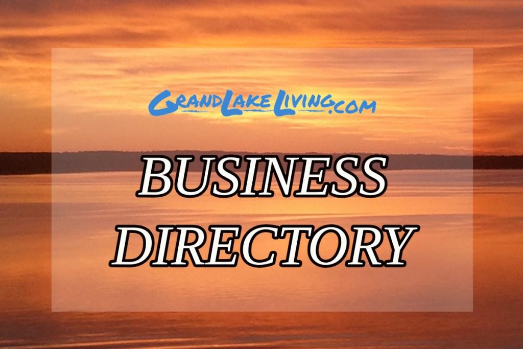 Grand Lake Oklahoma Business Directory