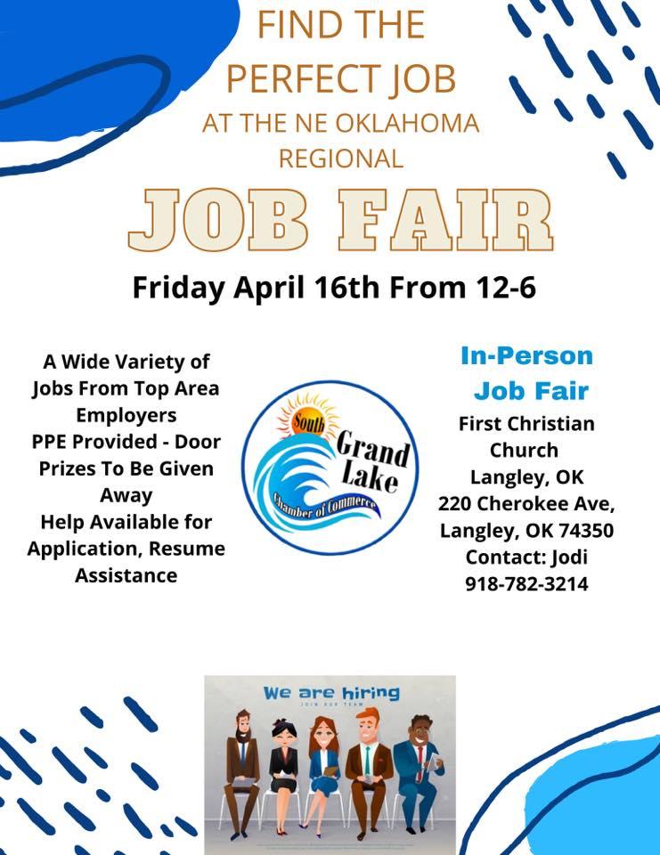 South Grand Lake Job Fair