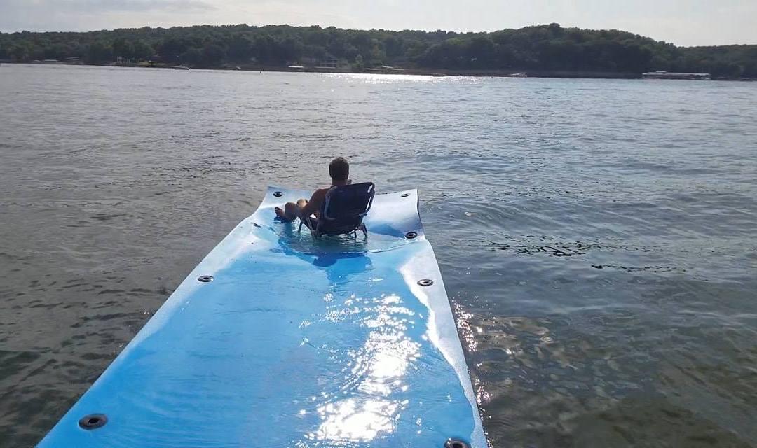 Floating Lake Mats