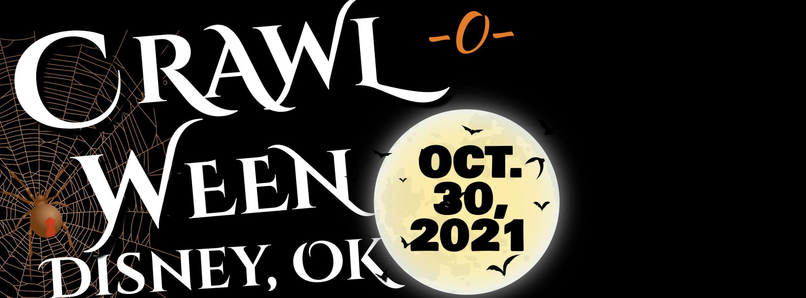 Crawl O Ween in Disney 2021
