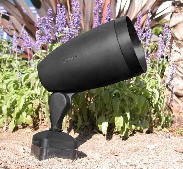 par30 extension bullet incandescent cast aluminum 120v directional spot landscape light
