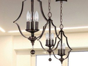 Small Transitional Chandeliers 10 To