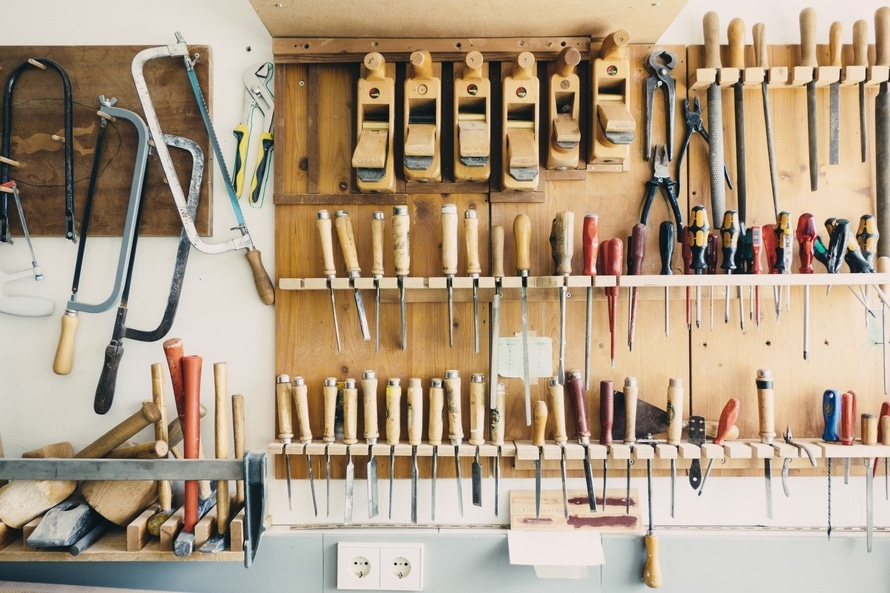 The Grandparent's Tool Chest