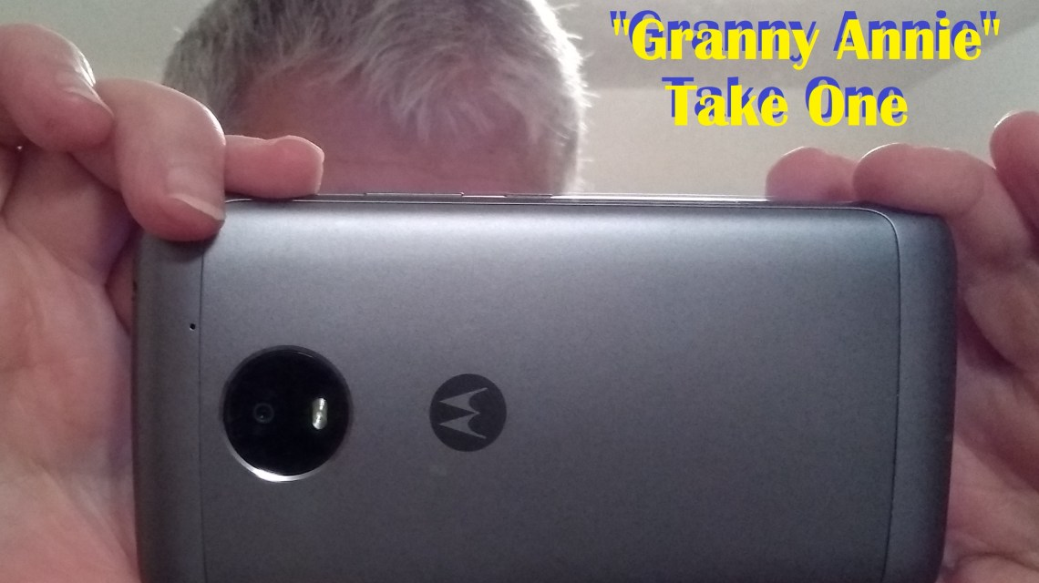 "Starring ""Granny Annie"""
