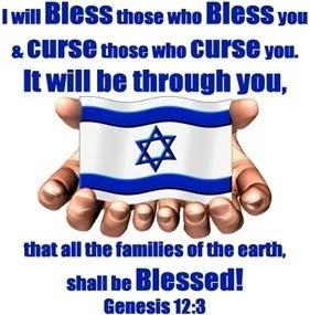 IWillBlessIsrael
