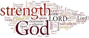 Strength Lord God