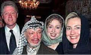 Hillary Jew hater