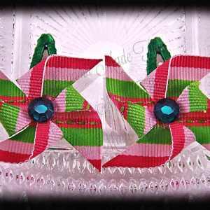 Pinwheel Snap Clippie Sets