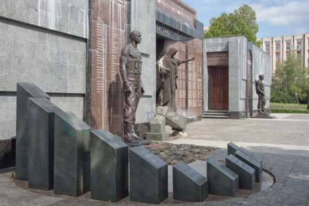 Tirasopol war memorial