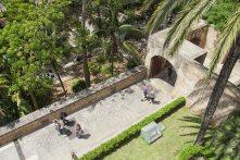 Almudaina Palace gardens