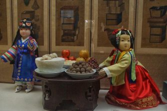 folk museum exhibit