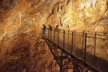 cave walkway