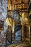 steps up the Heidelberg Tun