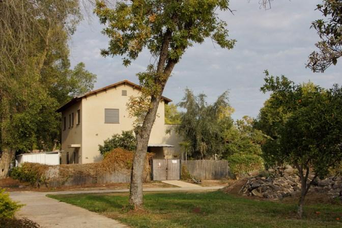 kibbutz house