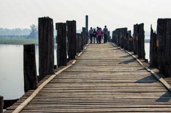 teak bridge