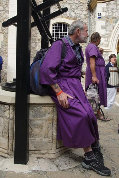 monastery clothes