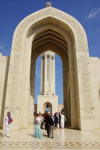 Sultan Quaboos Grand Mosque
