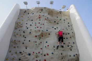 cruise climbing