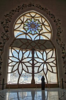 mosque window
