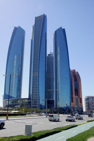 Abu Dhabi high rise