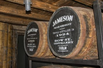 Jamiesons barrels