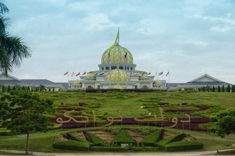 KL royal palace