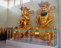 Dhrtarastra & Virudhaka