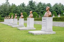 martyrs graves