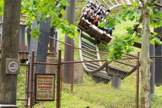 Dollywood ride