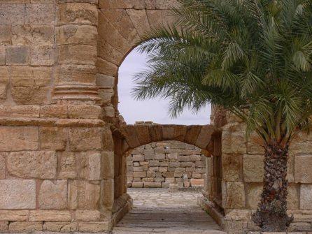 Sufetula arch