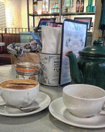 coffee at Bills
