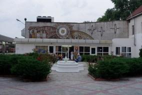 The Railway Station chisinau