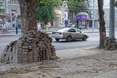 paving slabs in chisinau