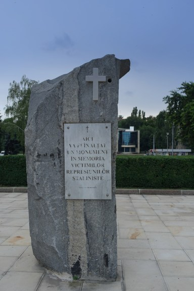 Monument to the victims of Stalin