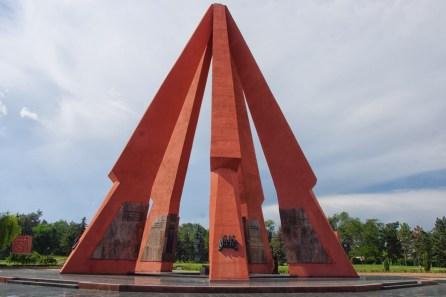 Victory Memorial chisinau