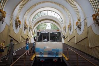 funicular car