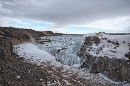 circle tour -gullfoss