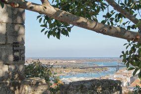 Tavira view