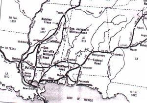 Roads west