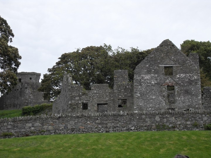 Dundrum Castle {Northern Ireland}