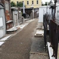 St. Louis Cemetery No. 1 {Louisiana}