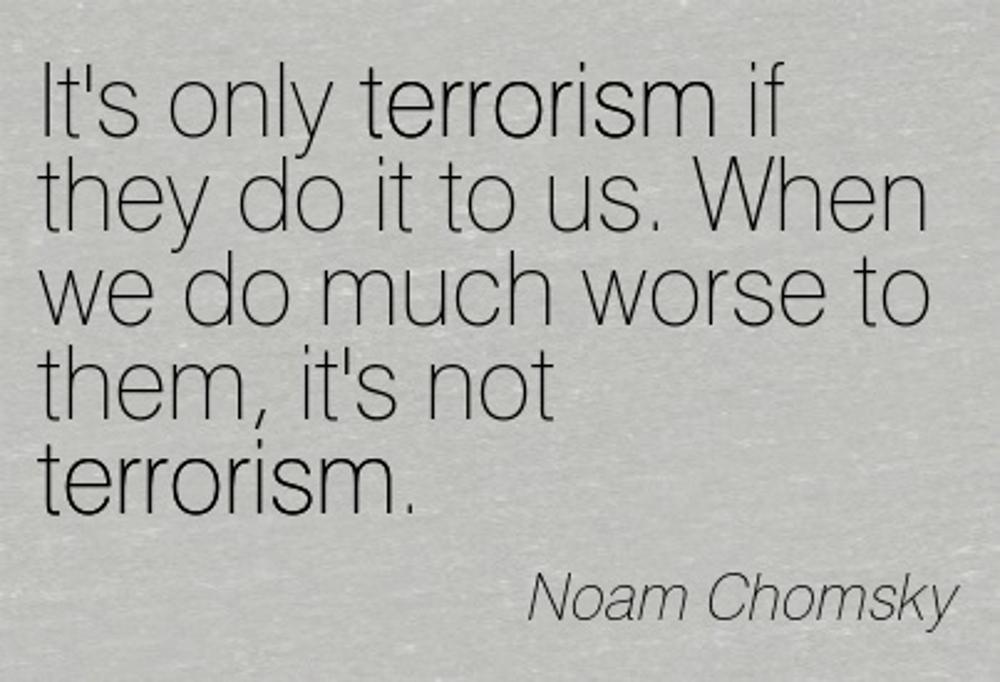 Noam chomsky essays on britains imperial past