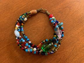 Bracelet, $25.00
