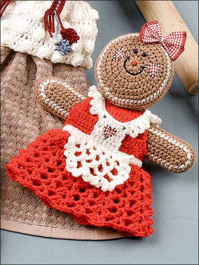 Knit Doll Pattern Holder