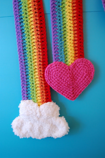Crochet A Rainbow For St Patricks Day Free Patterns Grandmothers Pattern Book