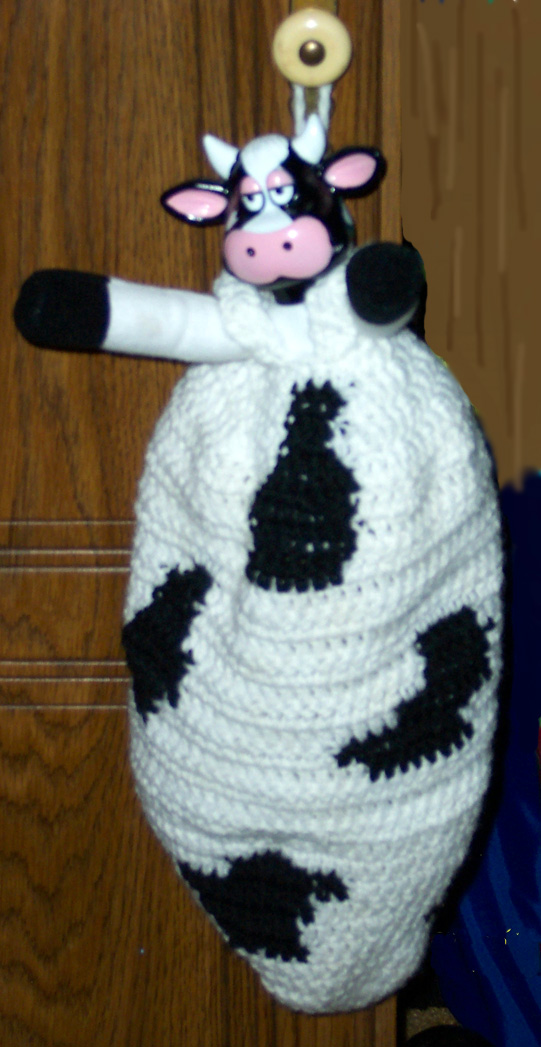 Crochet A Holder For All Those Plastic Bags 14 Free